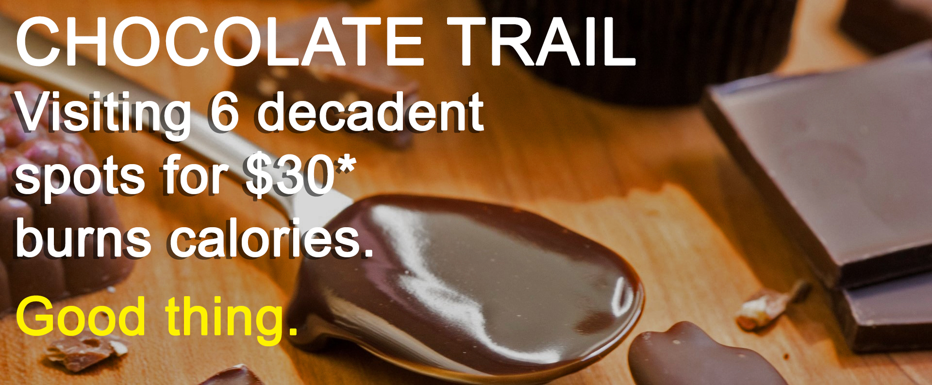 Stratford Chocolate Trail
